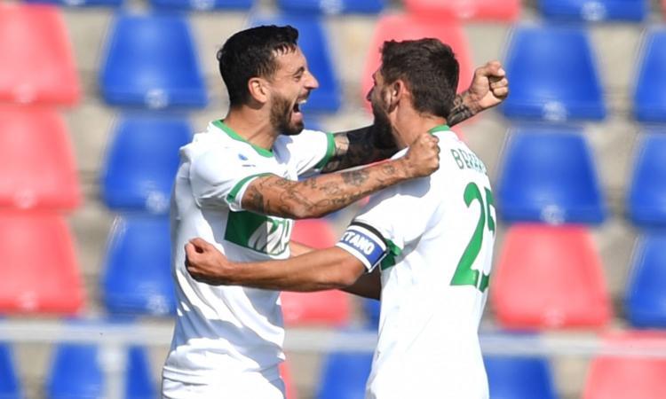 Serie A, il meglio della 4ª giornata: Morata e Dzeko super! Ma nessuno è come Berardi e Caputo