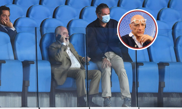 Chirico: 'Napoli, altro che Serie ASL: in Europa va in campo, con la Juve la sceneggiata. Che lezione dall'AZ!'