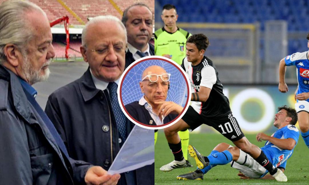 Juve-Napoli: quando il regolamento parla chiaro!