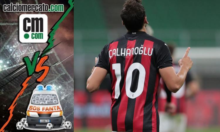 CM.com vs Sos Fanta: da Morata e Muriel a Vidal e Calhanoglu, chi ha l'11 migliore?