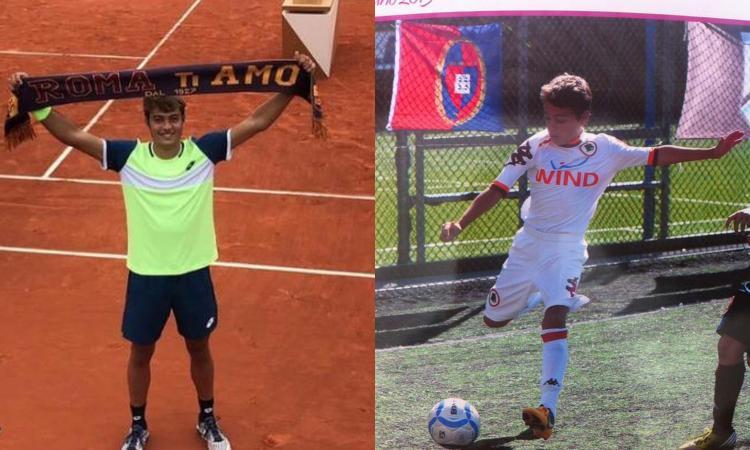 Dal calcio al tennis, Cobolli a CM: 'Sembravo Florenzi, ora sogno Djokovic. Ma se mi richiama la Roma...'