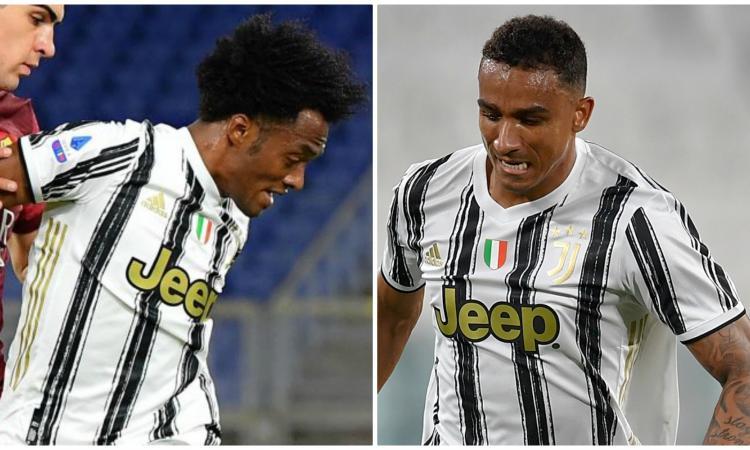 Juve, nuove maglie in vendita: Danilo e Cuadrado cambiano numero, i tifosi si scatenano