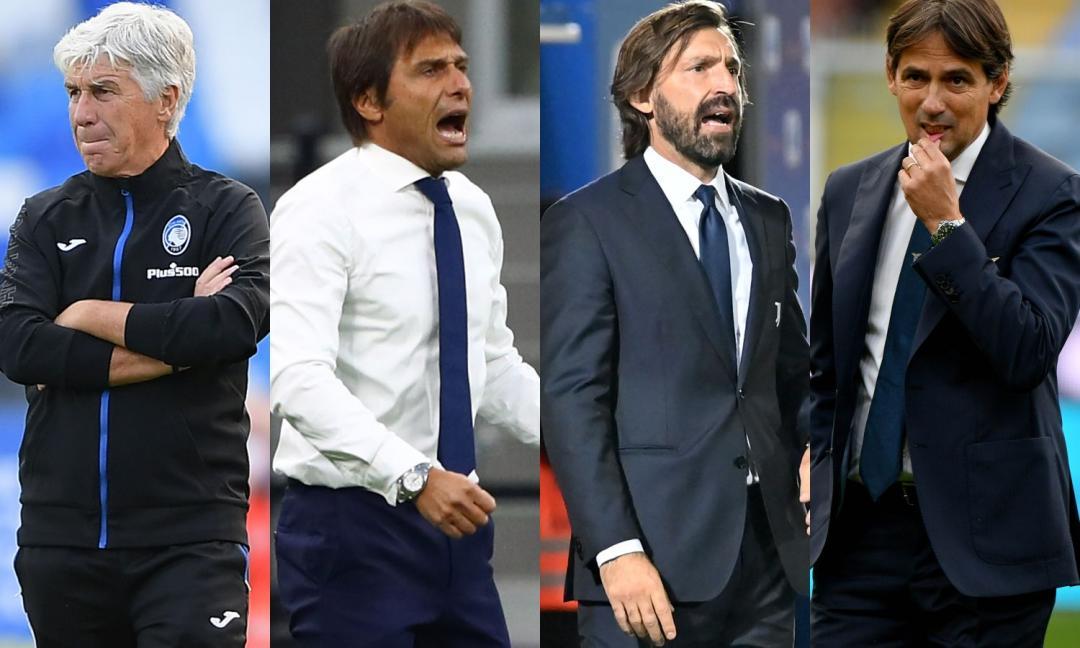 Le squadre italiane e la Champions: tutto rovesciato!