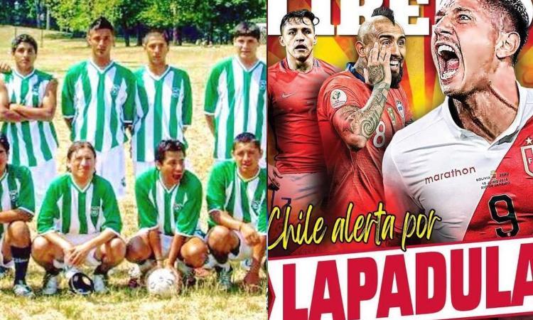 Lapadula-Perù, il fratello Davide a CM: 'E' un segno del destino. Dalle partite al parco ai gol con Inzaghi, che storia!'