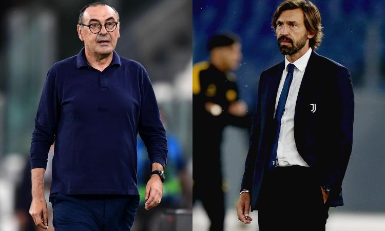 Sarri ha pagato per tutti, Pirlo invece non si tocca: com'è cambiata la Juve...