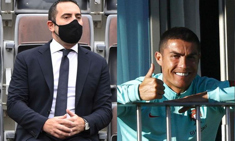 'Bugiardo, arrogante': tutti i retroscena sul clamoroso scontro tra Spadafora e Cristiano Ronaldo