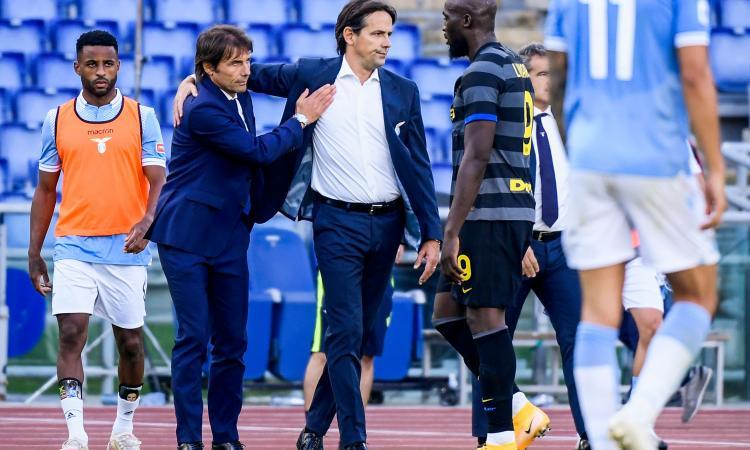 Intermania: Mourinho invidia Inzaghi, forse anche Conte...