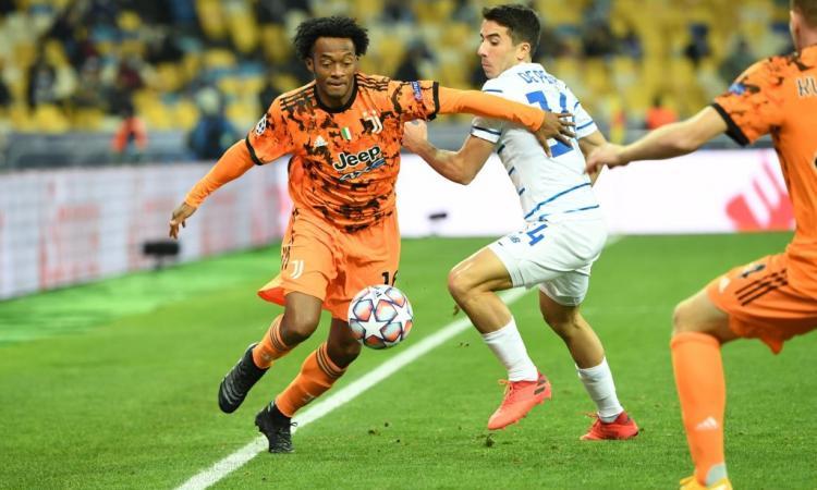 Dinamo Kiev-Juve, le pagelle di CM: Morata fa il Ronaldo, ora Ramsey e Cuadrado sono fondamentali