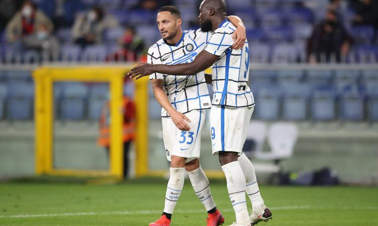 Genoa-Inter, le pagelle di CM: Darmian si conferma, Lukaku eroico. Rovella, che personalità