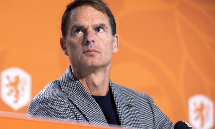 De Boer: 'L'Olanda è stata superiore all'Italia. Non sono contento del pari'