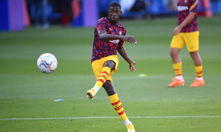 Juve, il Barcellona abbassa il prezzo per un obiettivo