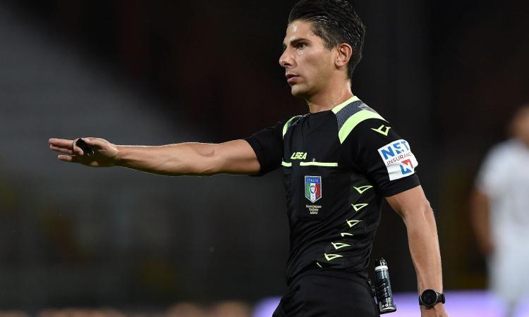 Bologna-Fiorentina: ecco i 6 arbitri