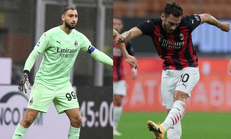 Scaroni: 'Donnarumma e Calhanoglu a PSG e Inter? Nessuna recriminazione, il Milan pone un limite agli stipendi'