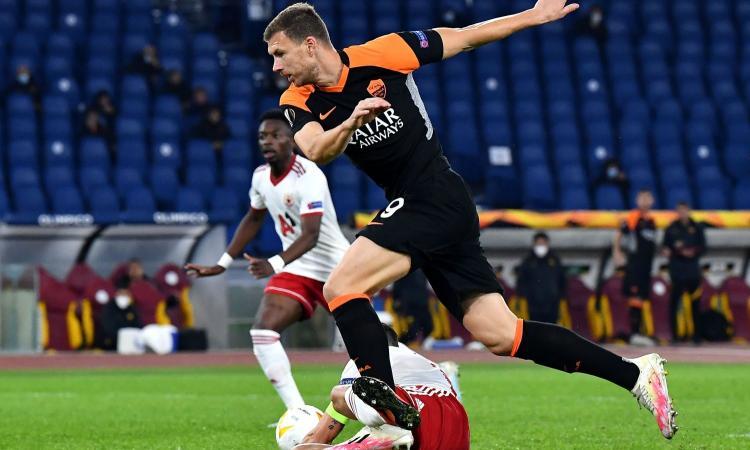 Roma, solo 0-0 col CSKA Sofia: primato in coabitazione col Cluj