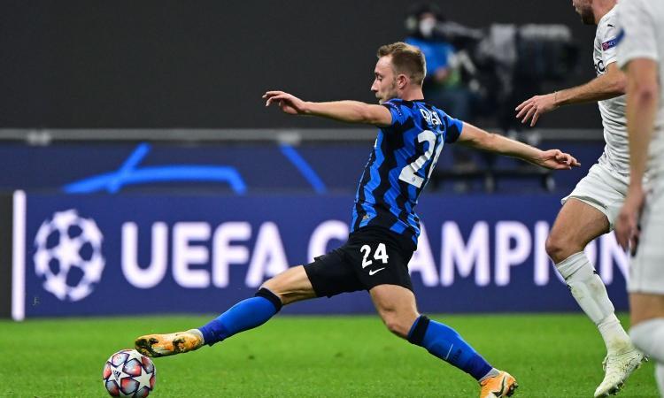 Inter, Eriksen polemico: 'Perché non gioco? Chiedetelo a Conte. In Italia...'