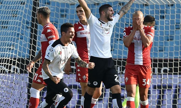 Spezia, Farias: 'Sono motivato, voglio portare questa squadra alla salvezza'