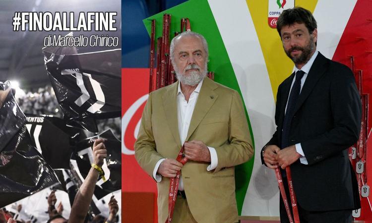 Chirico: '3-0 a tavolino con il Napoli: un favore alla Serie A, non alla Juve! Anche se ora De Laurentiis...'