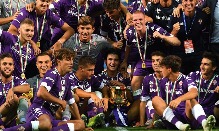 Fiorentina, UFFICIALE: un primavera positivo al Covid