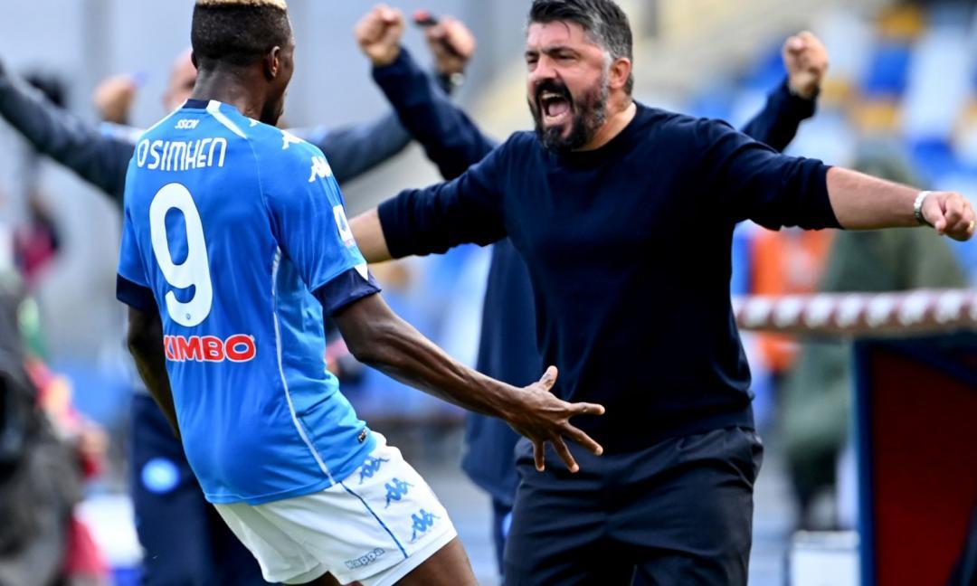 Il clamoroso caso Osimhen inguaia Gattuso: senza di lui...