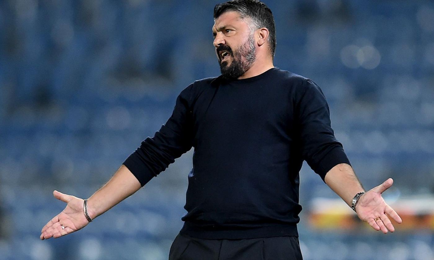 Gattuso e il Napoli: suscettibilità alle stelle!