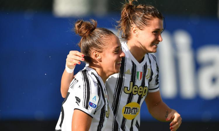 Pink Bari-Juve Women 1-4: il tabellino