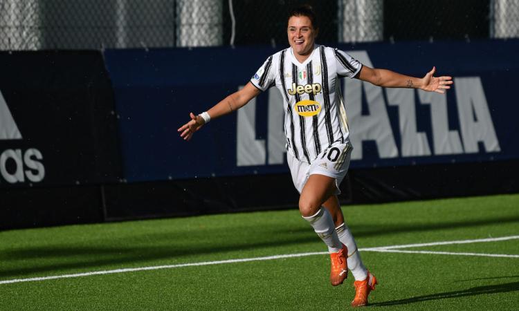 Pink Bari-Juve Women 0-4: il tabellino