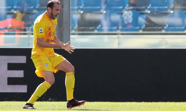 Godin: 'Il Cagliari è in difficoltà e deve vendere. Nandez? Valutano un'offerta. Sul mio futuro...'