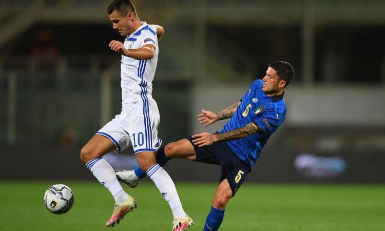 Gojak felicissimo: 'Torino un sogno'. Vagnati ha chiamato Dzeko e Pjanic