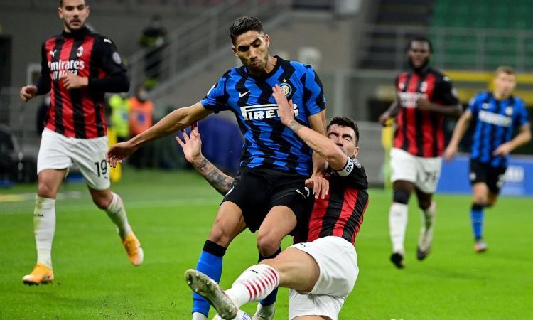 La positività di Hakimi spaventa l'Inter: oggi altri tamponi per scongiurare nuovi contagi