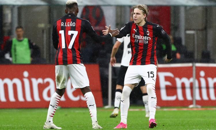 Milanmania, il derby per reparti: Pioli, lancia Hauge contro l'Inter!