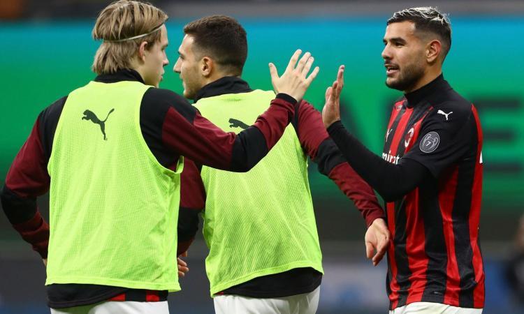 Milan capolista e squadra più giovane in campo: età media bassissima! Inter tra le quattro più vecchie, la top 10