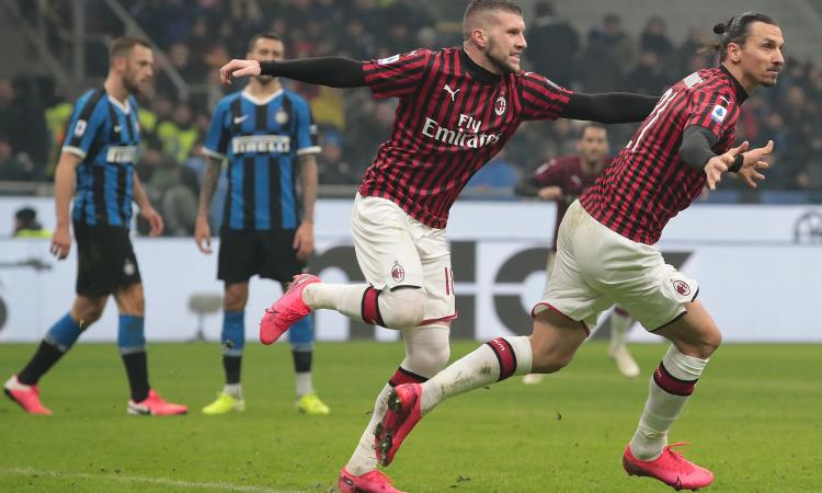 Inter-Milan: il derby degli assenti è sul 7-5, può cambiare il protocollo anti Covid