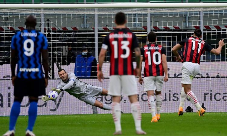 Inter, parla Handanovic: 'Non c'entra la sfortuna, conta la cattiveria! Il Milan ne ha avuta più di noi'