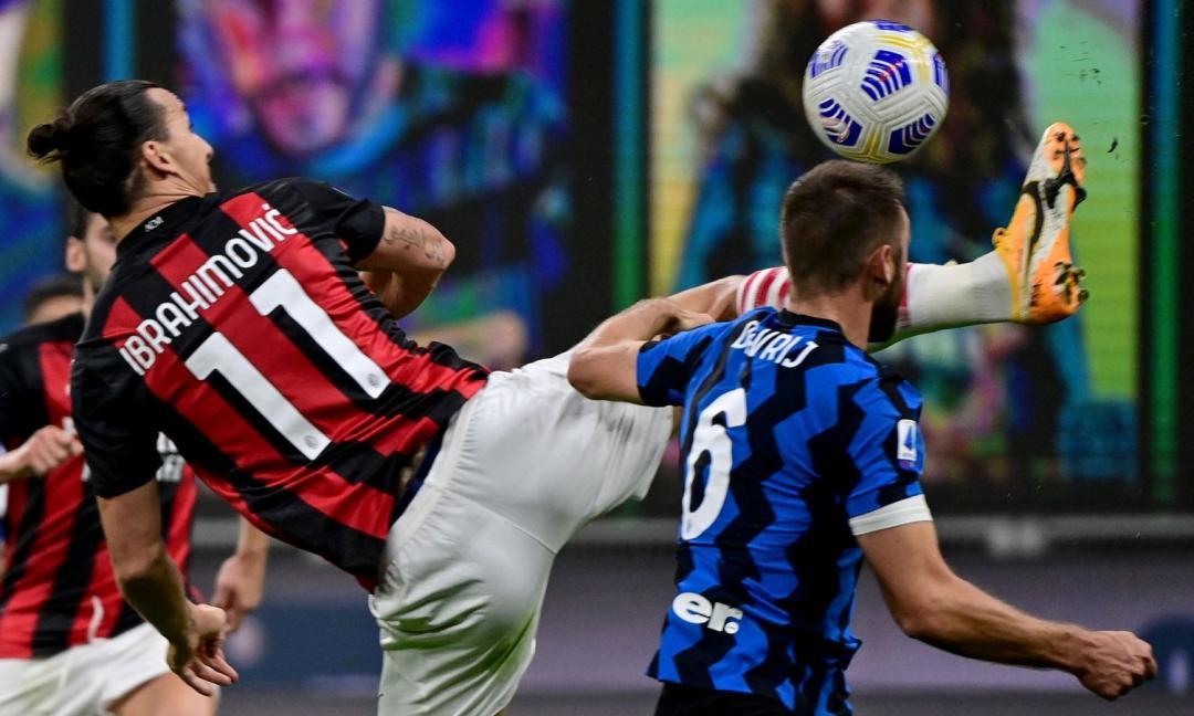 Il Milan vince il derby attraversando una cortina di spettri