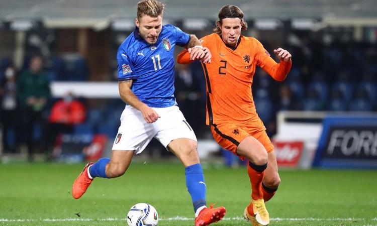 Italia-Olanda, le pagelle di CM: Barella super, De Vrij fa fatica. Male Immobile in zona gol