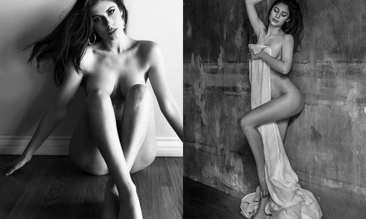 Ines Trocchia super sexy: FOTO completamente nuda per la musa dell'Inter