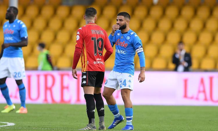 Antonio Insigne: 'Lorenzo per il Napoli farebbe anche il portiere. Derby? Gol di entrambi e vittoria azzurra'