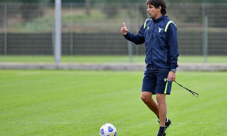 Lazio, seduta tecnica con accenni di tattica. Spunta Radu, assente Marusic