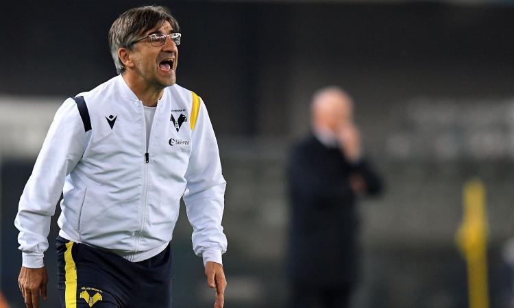 Verona, Juric: 'Fatta per Sturaro, spero sia come alla Juve. Agente Zaccagni? Le sue parole una mancanza di rispetto'