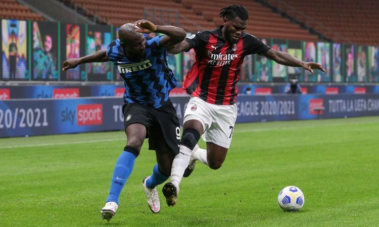 Milan, Kessie regge l'urto di Lukaku e domina il derby: dopo il rinnovo dei big three tocca al suo