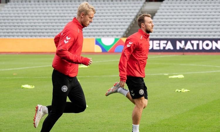 Inter-Milan, il ct danese esalta Kjaer ed Eriksen: 'Sono due superstar! E Christian ha cambiato atteggiamento...'