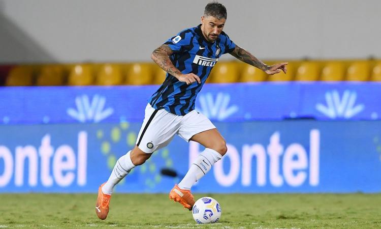 Inter, Kolarov al bivio