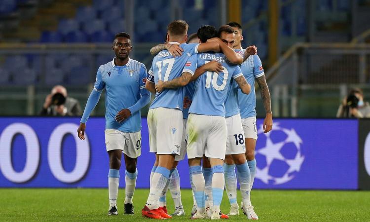 Luis Alberto segna e incanta in una Lazio stancata dalla Champions. Mihajlovic, la difesa è preoccupante