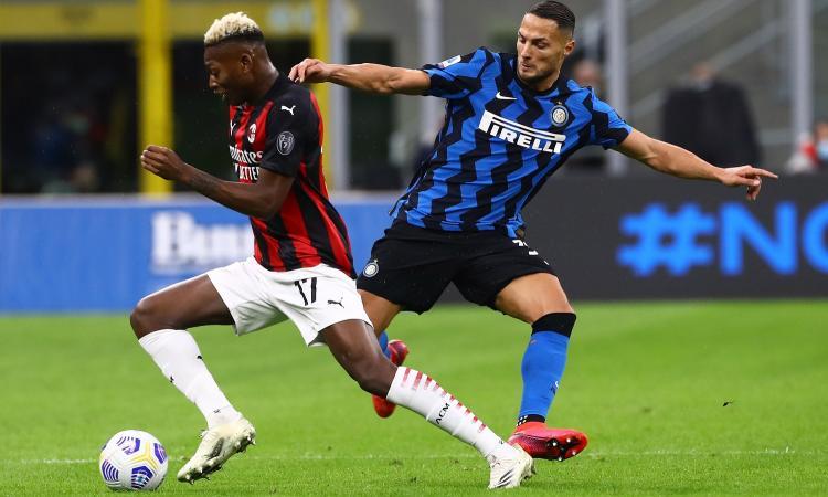 Inter, Conte cambia la difesa