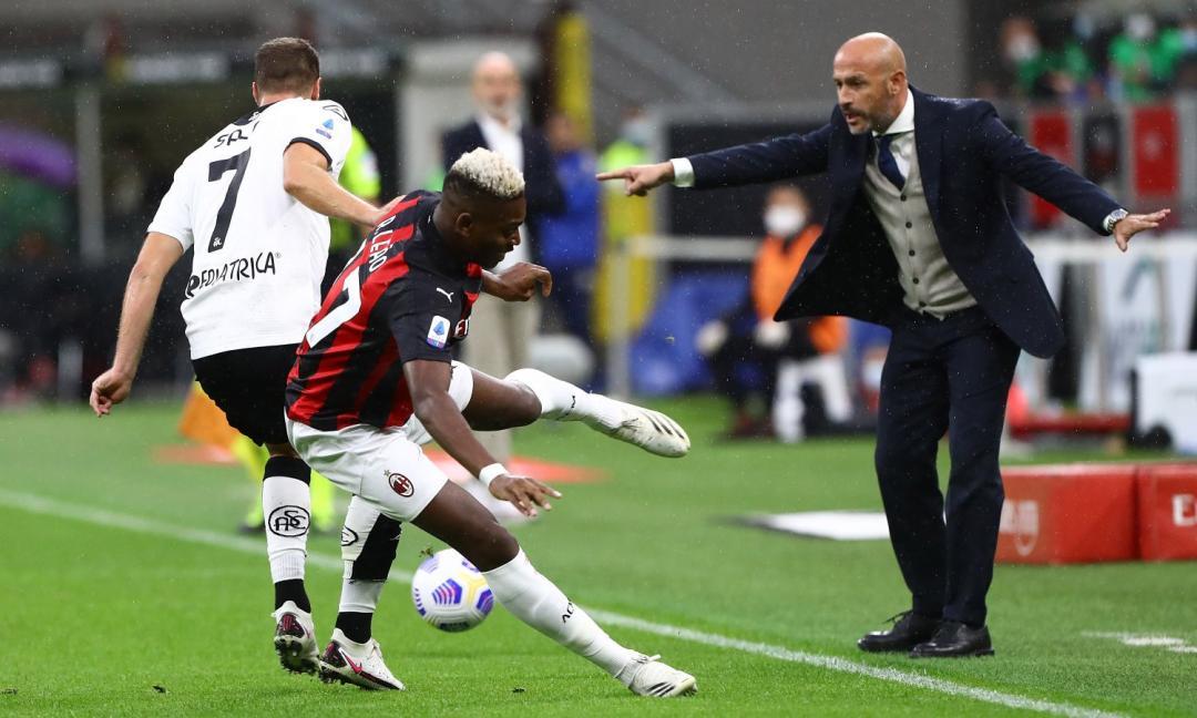 """Milan 1° con 7 gol fatti e 0 presi: posso dirgli """"bravo""""?"""