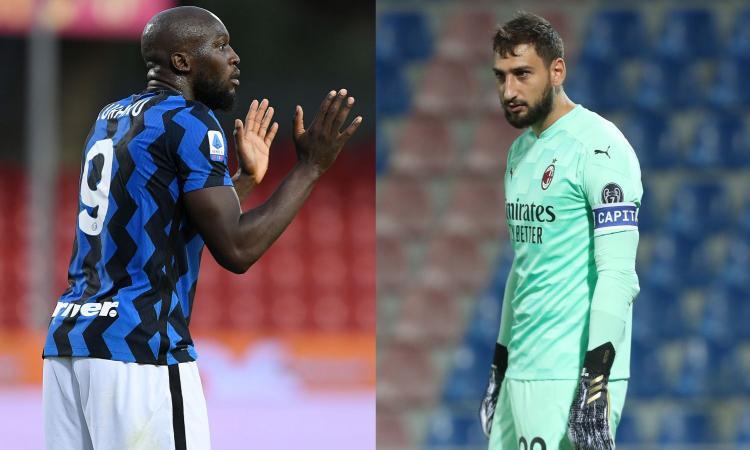 Inter-Milan, chi vale di più? Theo meno di Hakimi, Lukaku domina. Calhanoglu fuori dalla top 10, Brozovic no