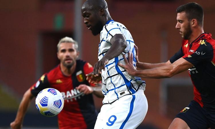 Inter-Genoa: la clamorosa prestazione di Lukaku VIDEO