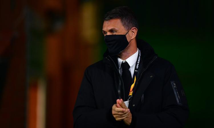 Milan, Maldini: 'Vogliamo tenere Calhanoglu, ma bisogna essere felici in due. La parola scudetto non fa paura'