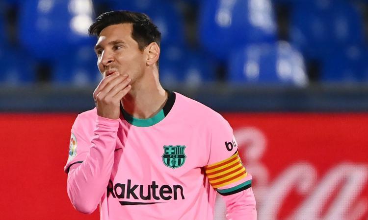 Barcellona, Messi non convocato per la Champions. Koeman: 'Deve riposare'