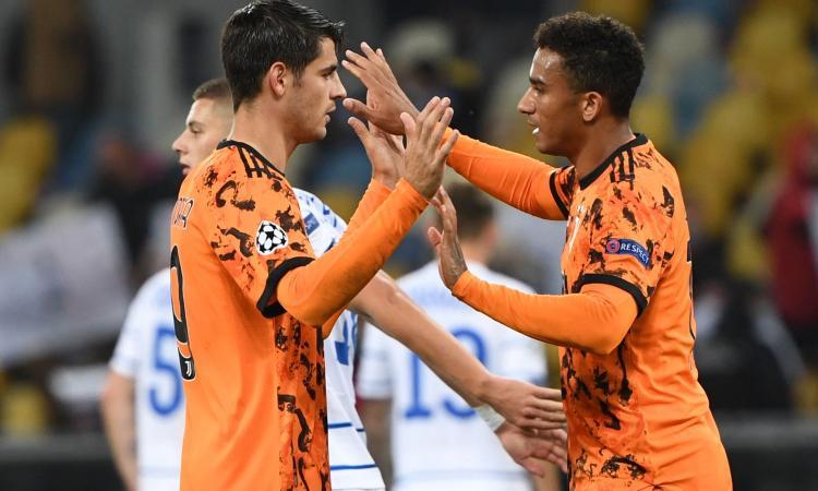 Juve, è tornato mister Champions: Morata è il perfetto vice-Ronaldo. E quando torna?